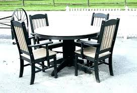 polywood outdoor dining set outdoor furniture