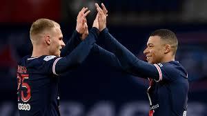 Download cheat codes, trainer for efootball pes 2021. Psg Kehrt Ohne Superstar Neymar Gegen Olympique Nimes In Die Erfolgsspur Zuruck Mbappe Trifft Eurosport