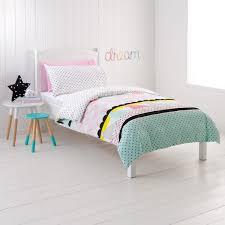 Double Bed Covers ~ Interiors Design & Zarah Reversible Quilt Cover Set - Double Bed Kmart Adamdwight.com
