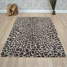 leopard print rugs leopard print wool rugs free delivery the rug er animal print rug leopard print rugs for