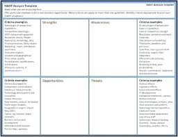 Competitive Analysis Matrix Template Competitor Matrix Template Mwb Online Co