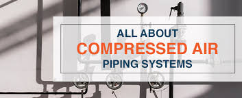 Compressed Air Line Sizing Chart Guide To Compressed Air Piping Systems Quincy Compressor