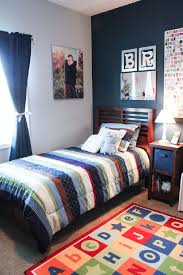 charming boys bedroom furniture. charming boys bedroom furniture ideas dark and white wall color blue curtains colorful rug wood bed o