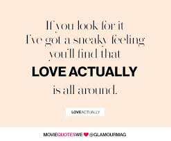 Love Actually Quotes Amazing Share These Love Actually Quotes Love Dating And Relationships