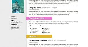 Resume Create Your Resume Mesmerize Create Your Resume From