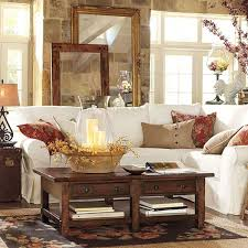 Pottery Barn Living Room Colors Inspiration Pottery Barn Living Room Decor With Additional Design