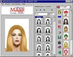 virtual hairstyle online