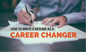 How To Write A Resume As A Career Changer | Bcjobs.ca