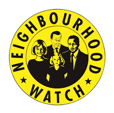 Image result for neighbourhood watch sticker
