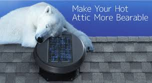 SOLAR STAR solar attic fans the ideal