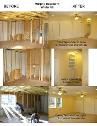 basement remodels before and after. Clients Before And After Photo S From Plete Basement Renovation Remodels