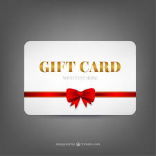gift card template gift card template vector free download