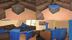 Squishy Forts Pillow Fort Construction Kits by Ross Currie