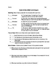 this unit exam based on great expectations by charles dickens call of the wild unit exam