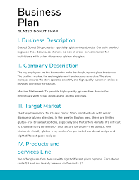 Corporate Business Plan Template Magdalene Project Org