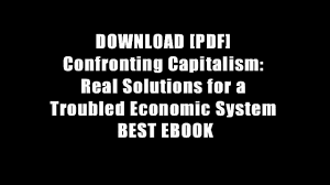 pdf confronting capitalism real solutions for a 00 37
