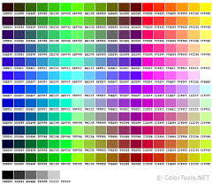 Roblox Color3 Chart Pin By Parissa Parisa On Color Web Colors Color Color