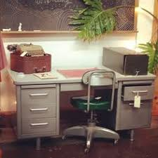 repurposed office furniture. Tables Industrial Tanker Desk From Steelcase At Moon And Arrow Home Of Territory Hard Goods Vintage Office Repurposed Furniture U