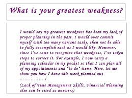 Job Weaknesses Examples Best Way To Answer Strengths And Weaknesses Interview Question For