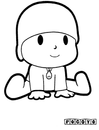 Small Picture Pocoyo Pginas Para Colorear Best Coloring Pages For Kids