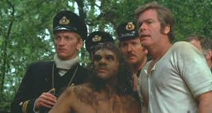 Image result for images of 1975 movie the land that time forgot