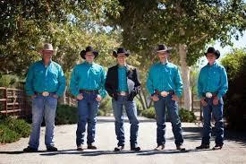 Pin by Anthony Torrez on DIY Ideas   Western wedding groomsmen, Wedding  groomsmen, Cowboy wedding attire