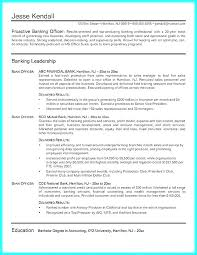 Loan Officer Resume Banking Loan Resume Mortgage Loan Officer Resume