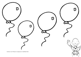Bovenste Deel Nijntje Kleurplaat Ballon Krijg Duizenden