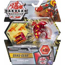 Bakugan is one of the best animes in the world for me. Spin Master Bakugan Armored Alloance Baku Gear Dragonoid Ultra Plus Magm