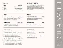 List Professional Memberships Resume Ultimate Guide Font Pairing