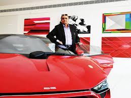 Car Designers In Bangalore Sports Car Pune Bank To Auction Car Designer Dilip