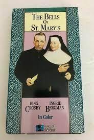 The Bells of St. Mary's VHS Bing Crosby Ingrid Bergman for sale online |  eBay