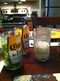 diy corona drinking glasses man cave ideas 19 diy decor and furniture projects