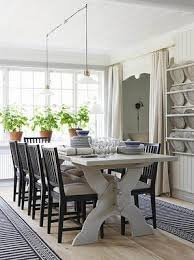 Rug under dining table Kitchen Love The Runners Rather Than An Area Rug Under Table Like This Table And Chair my Windsors Combo Pinterest Love The Runners Rather Than An Area Rug Under Table Like This