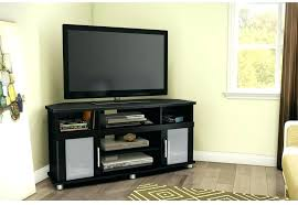 tv stands frosted glass tv stand with storage door entertainment center living room furniture bi
