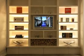 book shelf lighting. back lighting on john cullen shelves book shelf t