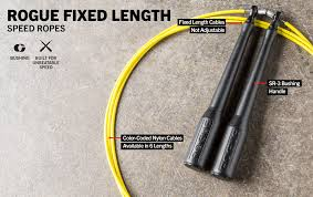 Rx Rope Size Chart Rogue Fixed Length Bushing Speed Ropes Rogue Europe