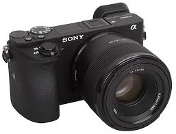 sony a6500. the sony a6500 is a mirrorless camera with professional features that offers an extremely fast af system, 24mp sensor in aps-c format, and first