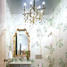 powder room chandelier fl crystal lighting images pendant powder room chandelier