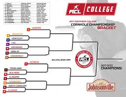 southern colleges. The Southern College Cornhole Championship (SCCC), Presented By Johnsonville, Features One Team From 14 Colleges Competing For Singles And O