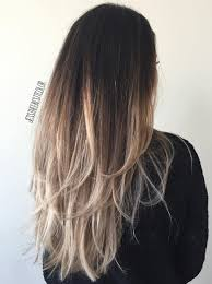 Blacktoashblondeombrehair Great Hair Ash Blonde Ombre Hair