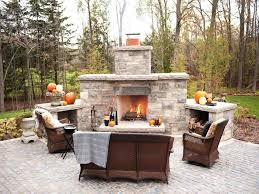 free outdoor fireplace construction plans brick building home design ideas pictures intended popular decor made simple