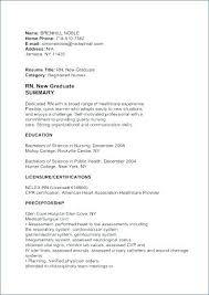 resume for graduate school examples resume for new nursing graduate new grad nurse resume examples new