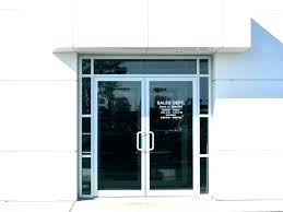 fine commercial glass entry doors for commercial glass entry doors commercial glass front