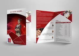 Textile Designing Course Details Brochure Design Done For Indian Fashion Academy Brochure
