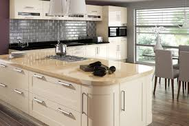 Cream Shaker Kitchen Bespoke Fitted Kitchens A Dream Kitchen To Suit Everybodys