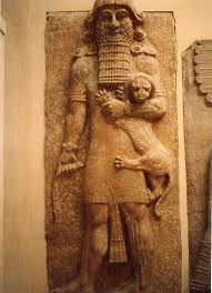 guide to the classics the epic of gilgamesh gilgamesh in his lion strangling mode tanglung cc by