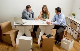 card board furniture. cardboard furniture for the dorm room and beyond card board