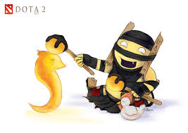 dota 2 rhasta baby shadow shaman by sajedene on deviantart