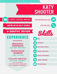 Graphic Design Resume Samples Awesome 14 Best Infographic Resumes ...